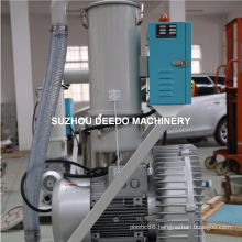 Plastic Vacuum Loader for Power and Pellets