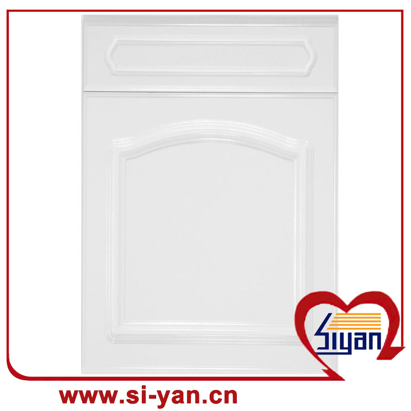 Replacement cabinet doors white with mdf material