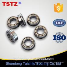 China Bearing Manufacturer high precision flange ball bearing F682X FL68/2.5