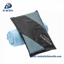 highly absorbent microfiber fitness towel