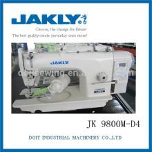 JK9800M-D4 venda quente máquina de costura de ponto fixo
