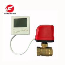 brass heater control valve for water
