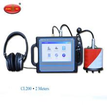 Detector de fuga de agua ultrasónico protable CL200