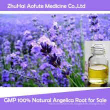 Aceite esencial de lavanda 100% puro y orgánico