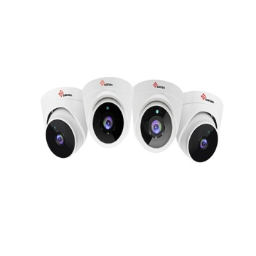 Indoor 5mp CCTV IP POE Kamera