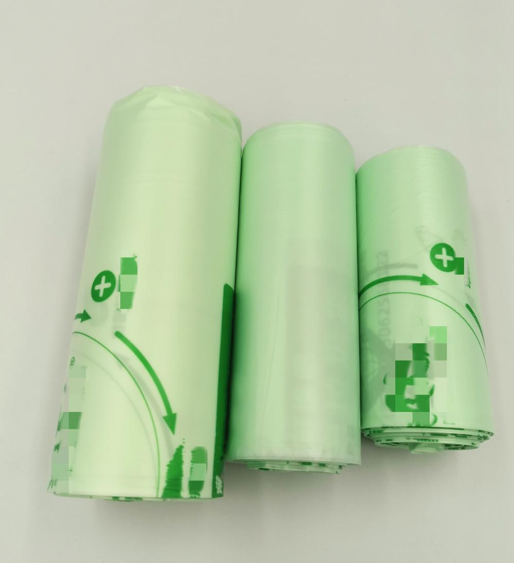 Customized Outdoor Plastic Garbage Bags