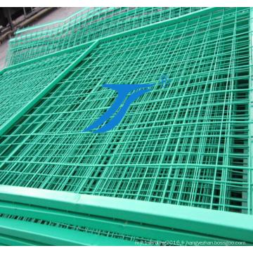 Fengage d'isolement d'entrepôt de clôture temporaire