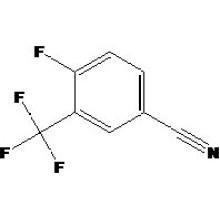 4-Фтор-3- (трифторметил) бензонитрил CAS № 67515-59-7