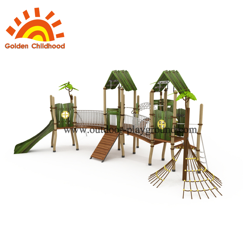 theme forest playground equipment