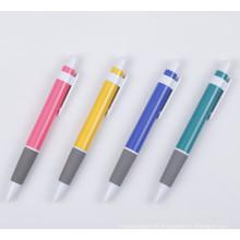 Oferta de mercado de artigos de papelaria de Guangzhou barato plástico bola caneta Tc-6035