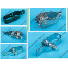 Green Painted Tensioner Q Clip