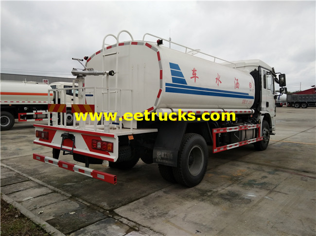 11000L Water Tanker Trucks