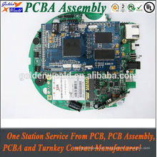 Eine Station elektronische smd pcba digitale Werbung Display pcba Elektronik Spielzeug pcba