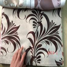 Made in China Luxury Jacquard Blackout Curtain Fabrics