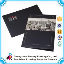 Office A4 document fashional presentation handmade paper folders
