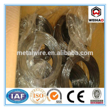 18 gauge black annealed wire/18 gauge aluminum wire