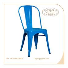 Restaurante de alta calidad de metal estable / loft / silla de bar
