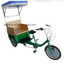"""De Buena Calidad 20 """"triciclo pedicab Rickshaw (FP-TRCY042)"""
