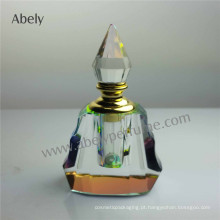 Frascos de perfume de vidro para óleo de perfume