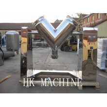 Stainless steel V-type Powder Mixer