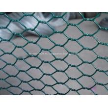 Malla de alambre hexagonal giro normal