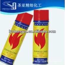 60ml high quality universal butane gas for lighters