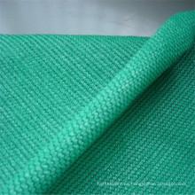 HDPE cortina agrícola neta 3-6 niddle knitted green sun shade net