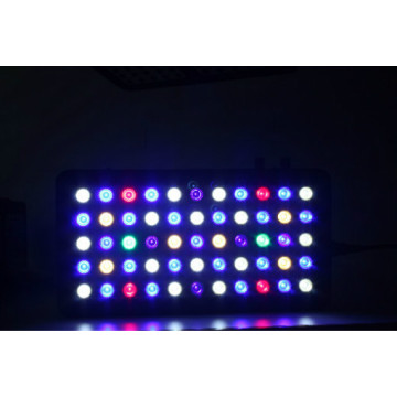 Luces LED de acuario regulables de 165 vatios con CE / RoHS
