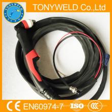 China Nova torção de corte de plasma com punho padrão P80