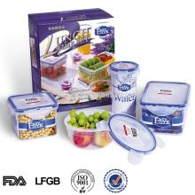L Custom made Essen Kunststoffbehälter für Kinder