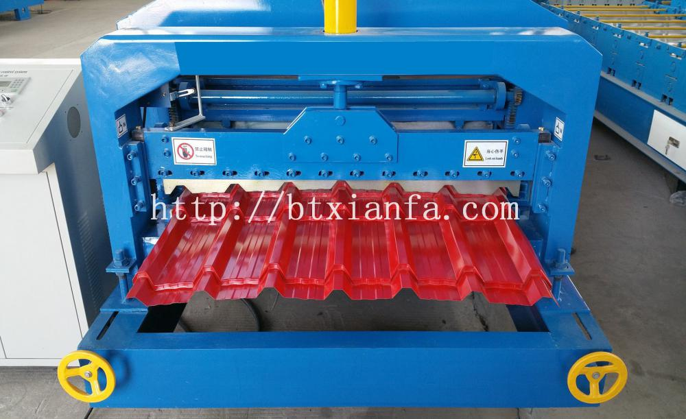 roof iron sheet making machine 3
