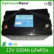 Hot Selling LiFePO4 12V 100ah Battery Pack for Coffee Machine