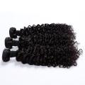 Gros Stock En Gros Prix Brésilien Bouclés Cheveux Humains Weave
