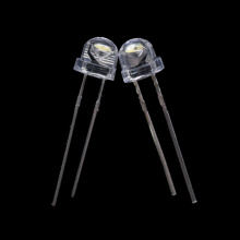 6-7lm 3000-3500k 5mm Warmweiß LED High Bright