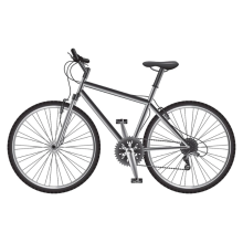 Aluminium Bicycle Frame  with Corrosion resistant