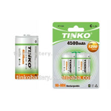 1.2v NI-MH rechargeable battery