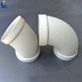 Anti-corrosion ventilation accessories pp plastic elbow
