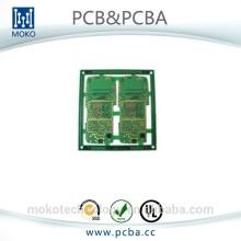PWB de la calculadora del PWB del dispositivo de la temperatura PCB modificado para requisitos particulares