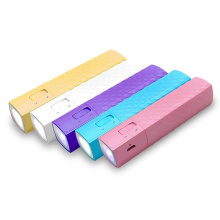 Factory Price USB Power Bank with LED Torch Light