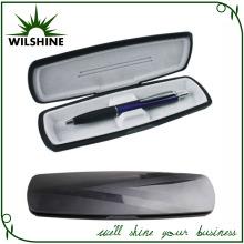 Plastic Pen Box in Black Color for Single Pen (BX025A)