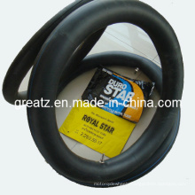 Duro Star Cheap Motorcycle Rubber Tyre and Tube Butyl Inner Tubes