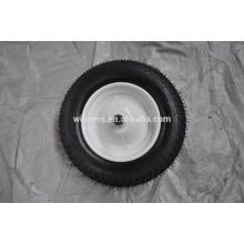roue pneumatique de brouette de roue pneumatique
