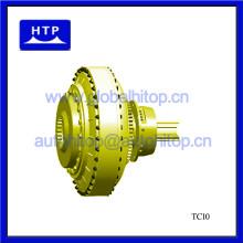 construction machinery parts hydraulic torque converter machine for BELAZ 7555