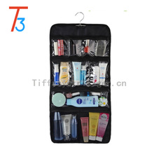 wholesale Hanging Travel Organizer Bathroom Storage Cosmetic travel toiletry bag