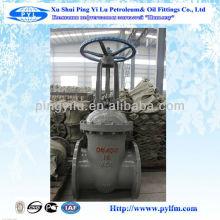 russian hand control gate valve pn16 dn50-600