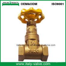 Válvula de parada forjada latón de OEM & ODM (IC-4040)