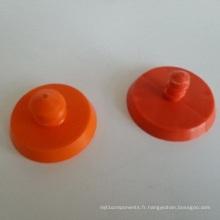 Plaque de clouage en plastique de matériau de construction pour béton préfabriqué (matériel de construction)