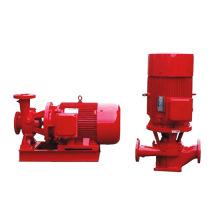 Xbd им-хы (ХЛ) Переменный расход при постоянном давлении касательной пожарный насос