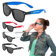 Bunte Werbe Sonnenbrillen (100% UVA / UVB Schutz)