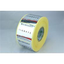 Papier d'aluminium auto-adhésif